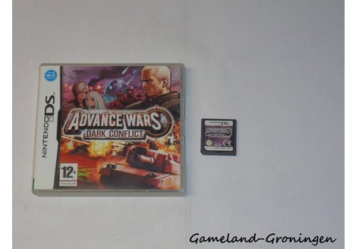 Advance Wars Dark Conflict (Boxed, UKV)