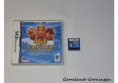 Age of Empires The Age of Kings (Boxed, FAH)