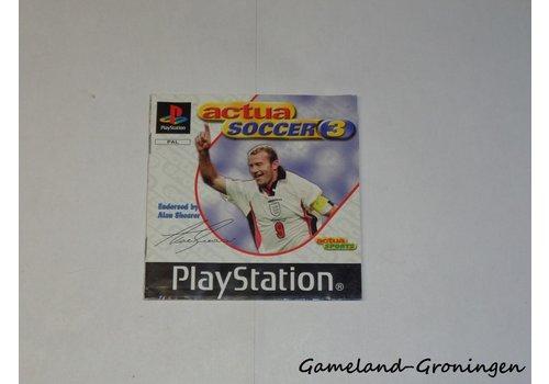 Actua Soccer 3 (Manual)
