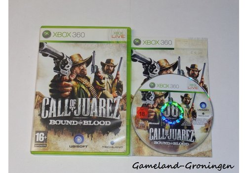 Call of Juarez Bound in Blood (Complete)