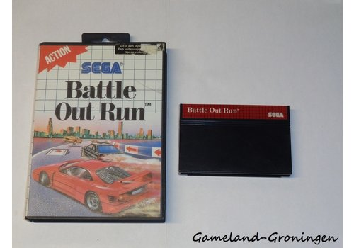 Battle Out Run (Boxed)