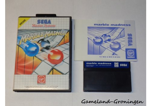 Marble Madness (Compleet)