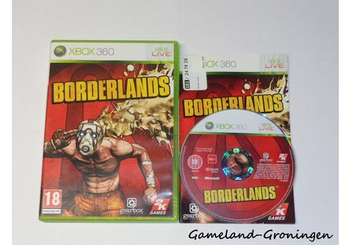 Borderlands (Complete)