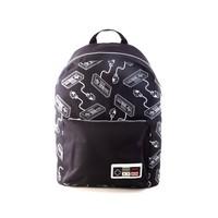 Nintendo - NES Controller AOP Backpack (New)
