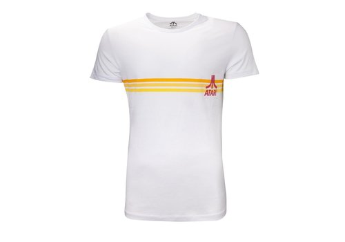 Atari - Striped Logo T-Shirt