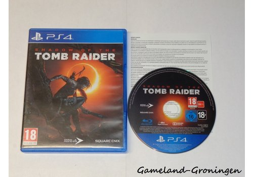 Shadow of the Tomb Raider (Compleet)