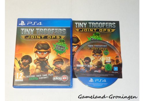 Tiny Troopers Joint Ops Zombie Edition (Complete)