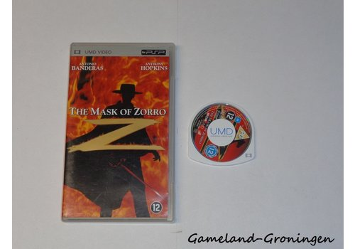 The Mask of Zorro (Movie)