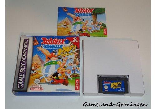 Asterix & Obelix Paf! Them All! & Asterix & Cleopatra (Complete, HOL)