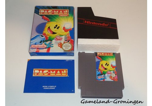 Pac-Man (Complete, FAH)