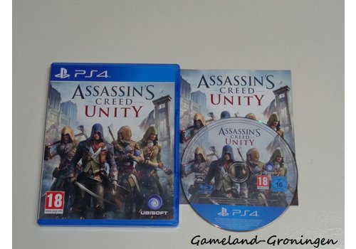 Assassin's Creed Unity (Complete)