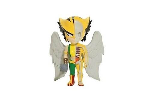 Justice League - Hawkgirl Xxray Figure 9 cm