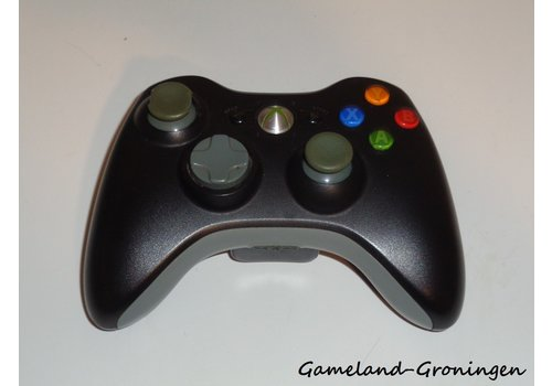Original Wireless Xbox 360 Controller (Black)