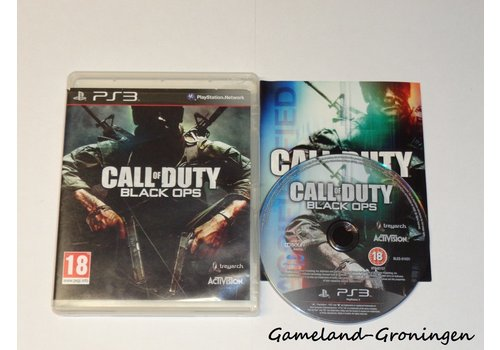 Call of Duty Black Ops (Complete)