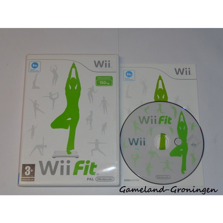 Wii Fit (Compleet)