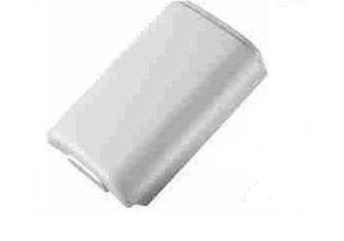 Batterijhouder Xbox 360 Controller (Wit)