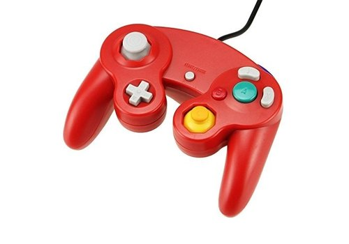 GameCube Controller Rood