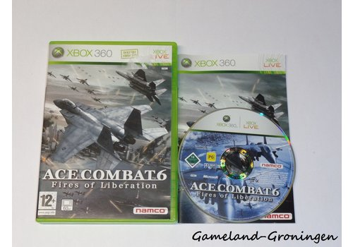 Ace Combat 6 Fires of Liberation (Compleet)