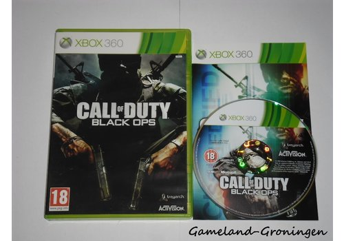 Call of Duty Black Ops (Compleet)