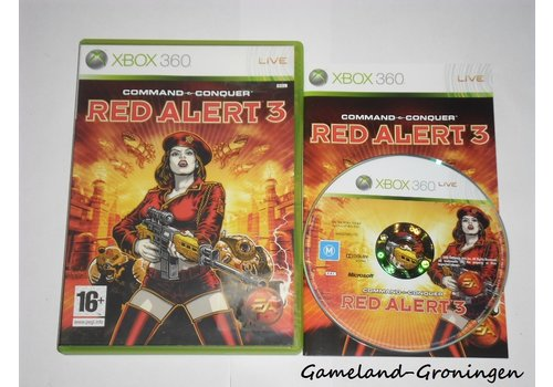 Command & Conquer Red Alert 3 (Complete)