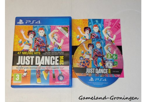 Just Dance 2014 (Complete)