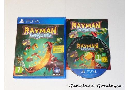 Rayman Legends (Complete)
