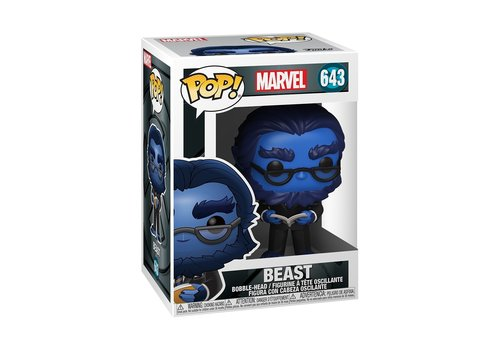 X-Men 20th Anniversary POP! Vinyl Figure Beast 9 cm