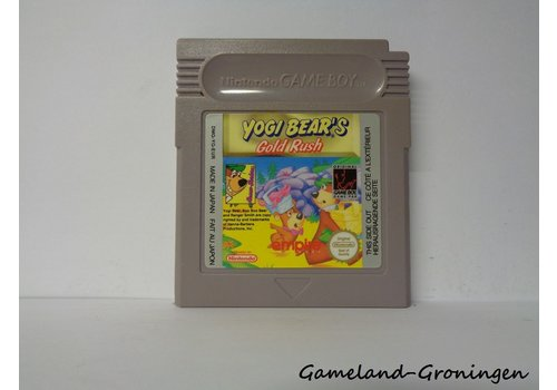 Yogi Bear's Gold Rush (EUR)