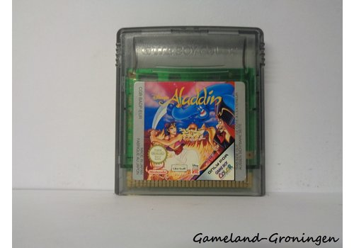 Disney's Aladdin (EUR)