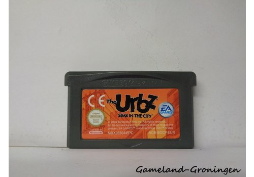 The Urbz Sims in the City (EUR)