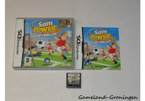 Sam Power Footballer (Complete, UKV)
