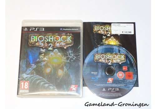 Bioshock 2 (Compleet)