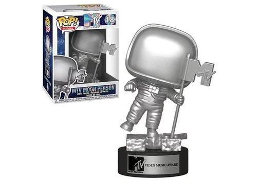 MTV POP! Vinyl Figure Moon Person 9 cm