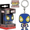 POP Vinyl Marvel Pocket POP Keychain X-Men Deadpool 5 cm (New)