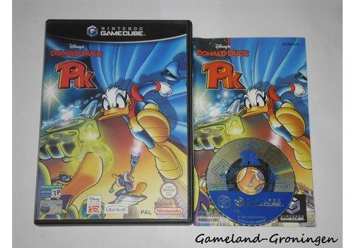 Disney's Donald Duck PK (Complete, EUR)