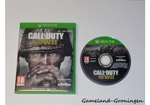 Call of Duty WWII (Compleet)