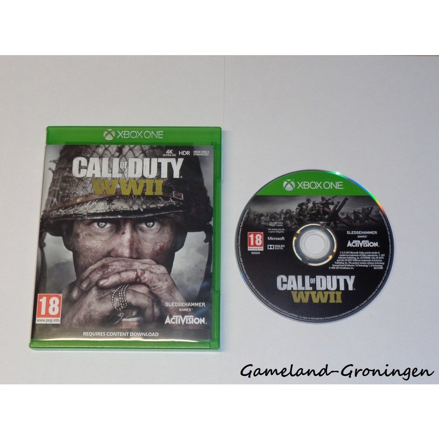 Call of Duty WWII (Complete)