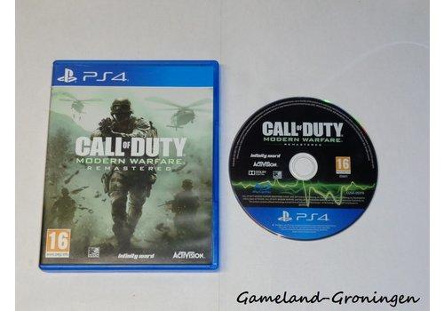 Call of Duty Modern Warfare Remastered (Compleet)