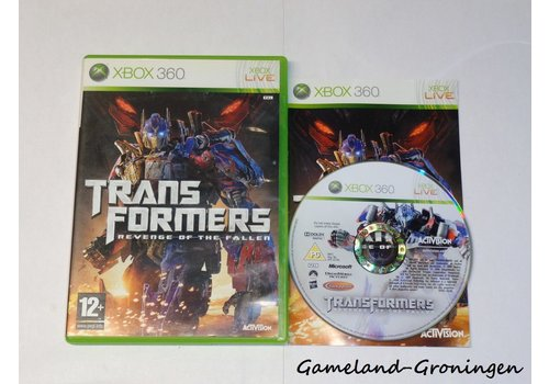 Transformers Revenge of the Fallen (Complete)