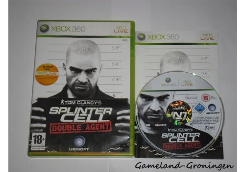 Tom Clancy's Splinter Cell Double Agent (Compleet)