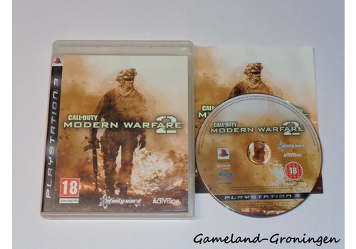 Call of Duty Modern Warfare 2 (Complete)