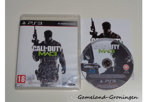 Call of Duty Modern Warfare 3 (Compleet)