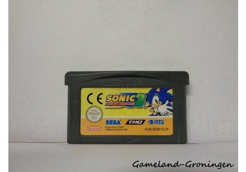 Sonic Advance 3 (EUR)