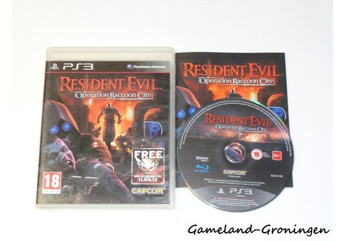 Resident Evil Operation Raccoon City (Complete)