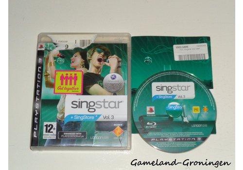SingStar Vol. 3 (Complete)