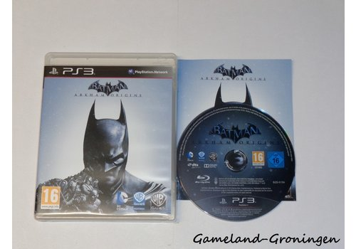 Batman Arkham Origins (Compleet)