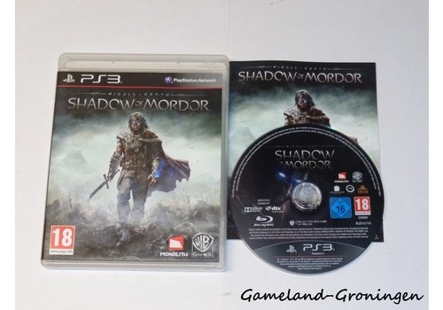 Middle-Earth Shadow of Mordor (Complete)