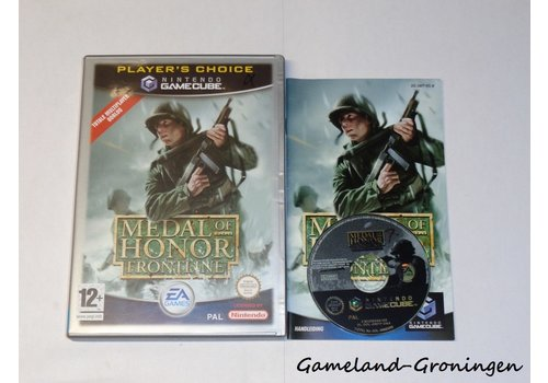 Medal of Honor Frontline (Complete, Player's Choice, HOL)