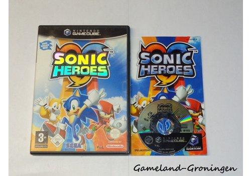 Sonic Heroes (Complete, NOE)