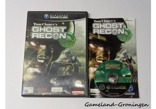 Tom Clancy's Ghost Recon (Compleet, HOL)